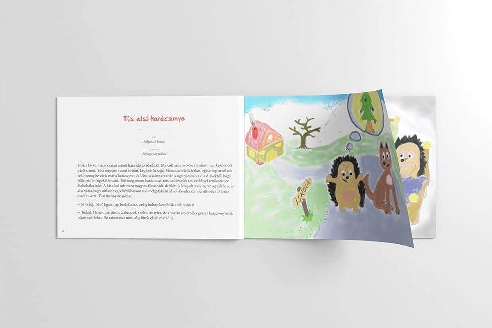 Shiwaforce mesekönyv 2016