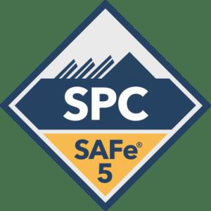 SAFe 5.0 certificate